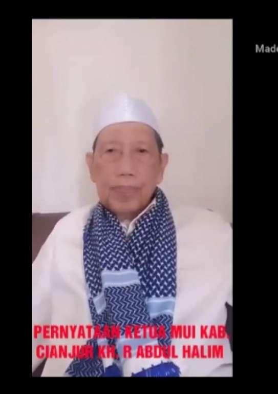 """MUI"" Penyelenggaraan Pemilu Serentak 2019 di Cianjur Kondusif"