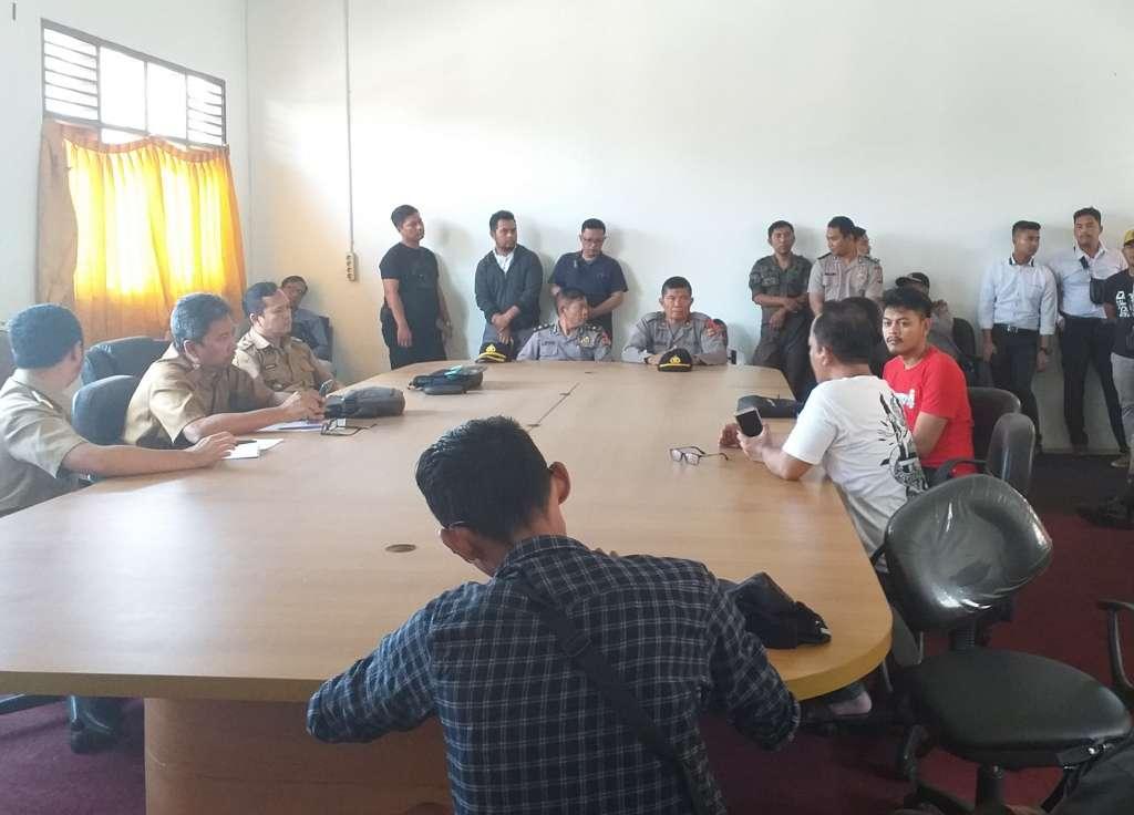 "AMPUH Sebut Barjas Cianjur Sektor Terbesar ""Lahan Basah"" Tindak Pidana Korupsi"