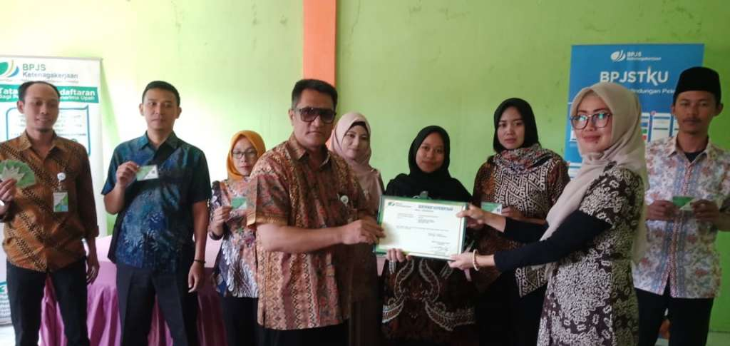 Sosialisasi Program Desa Sadar BPJS Ketenagakerjaan, Warga di Minta Paham Manfaatnya