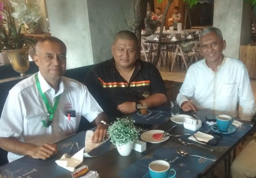 Tim Nawacita Sambangi Aceh Besar, Tinjau Lokasi Pembangunan Kampus IPDN