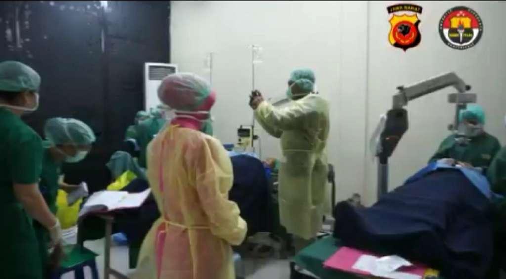 West Java Regional Police Collaboration, Tzu Chi Indonesia Buddhist Foundation Holds Free Medical Treatment Box
