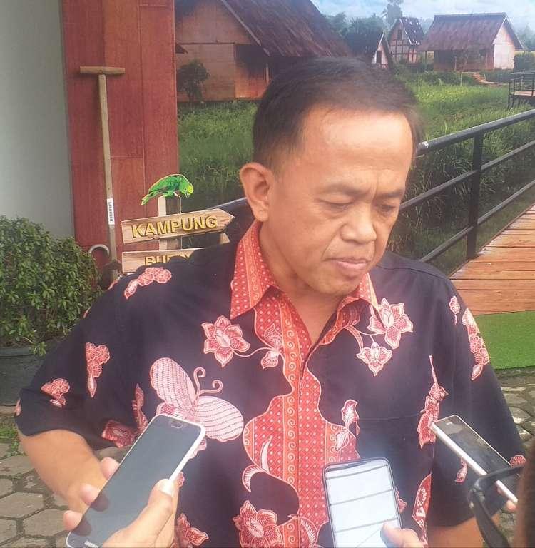 Ini Kata Ade Barkah Soal Rencana Penataan Situs Gunung Padang