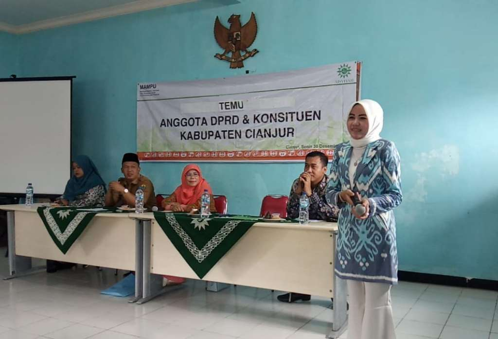 Temu Anggota DPRD dan Konsituen Cianjur, Aisyiyah Intervensi Masalah Kesehatan