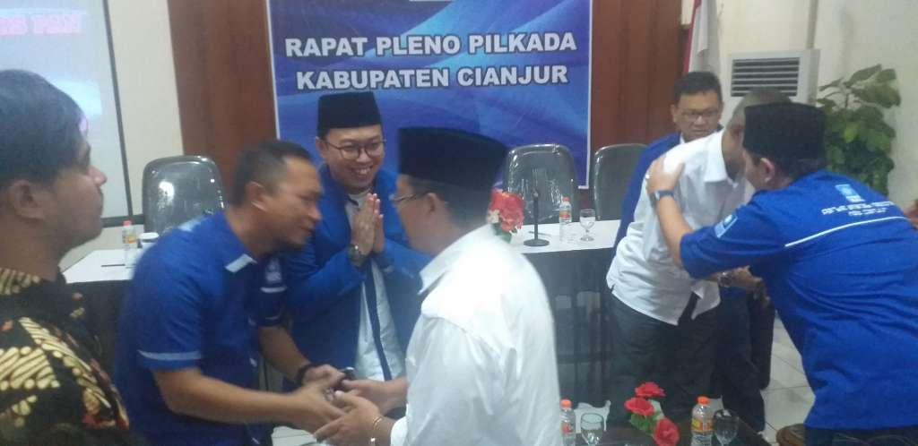 PAN Ambil Sikap, Usung H.Herman Suherman