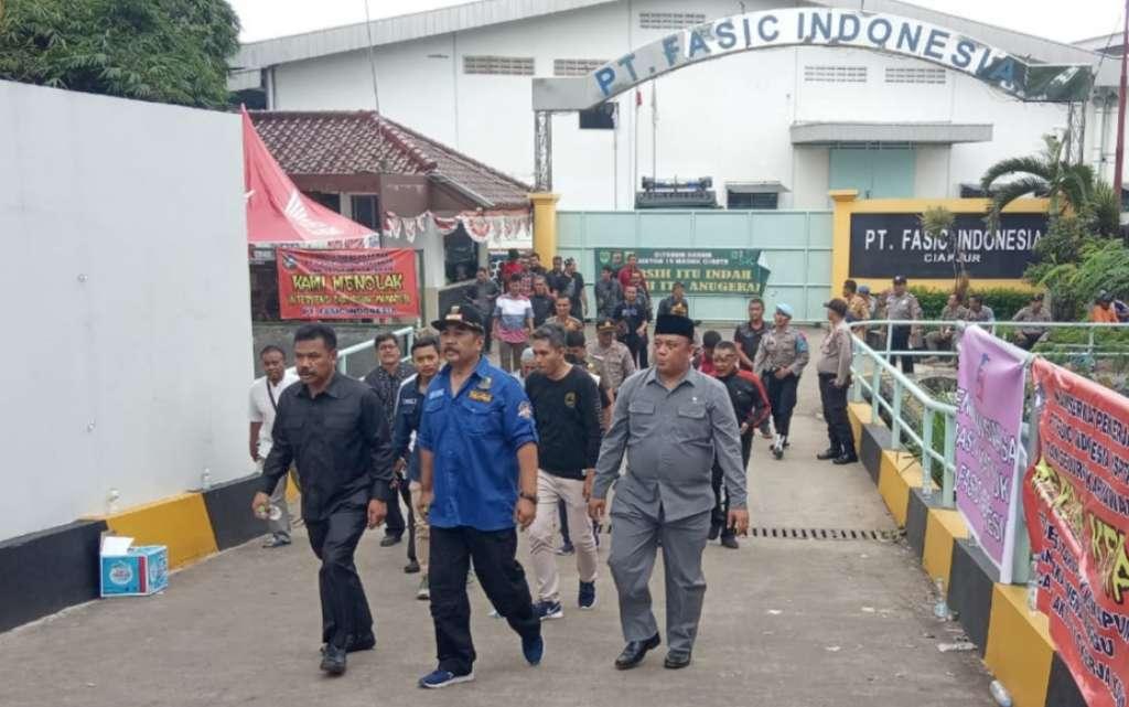 Demo Tak Digubris, DPRD Bakal Panggil Manajemen PT Fasic