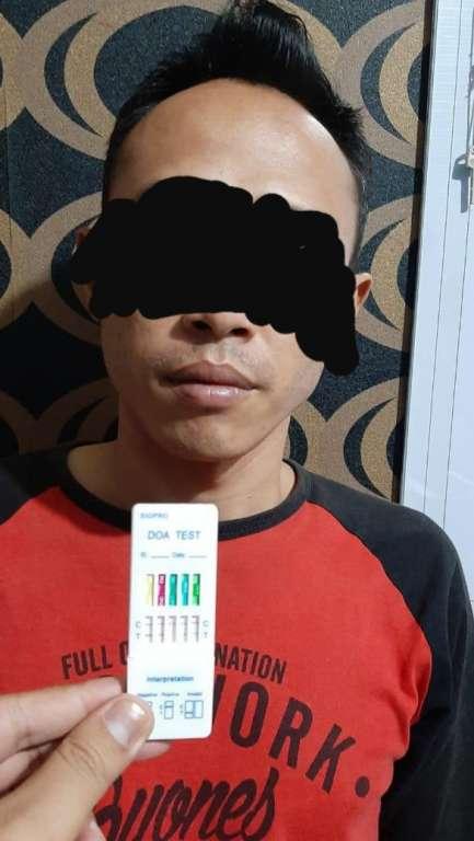 Miliki Sabu 12,20 Gram, Pekerja Cafe Ditangkap Polisi