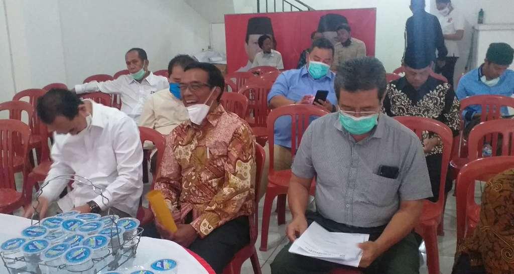 Hasil Fit And Porper Test,  Lima Bacabup Partai Gerindra Direkomendasi Ke DPP