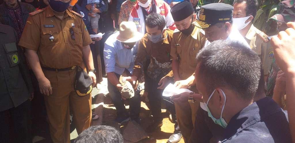 Gubernur Jabar, Bidik Desa Gekbrong Jadi Dewi