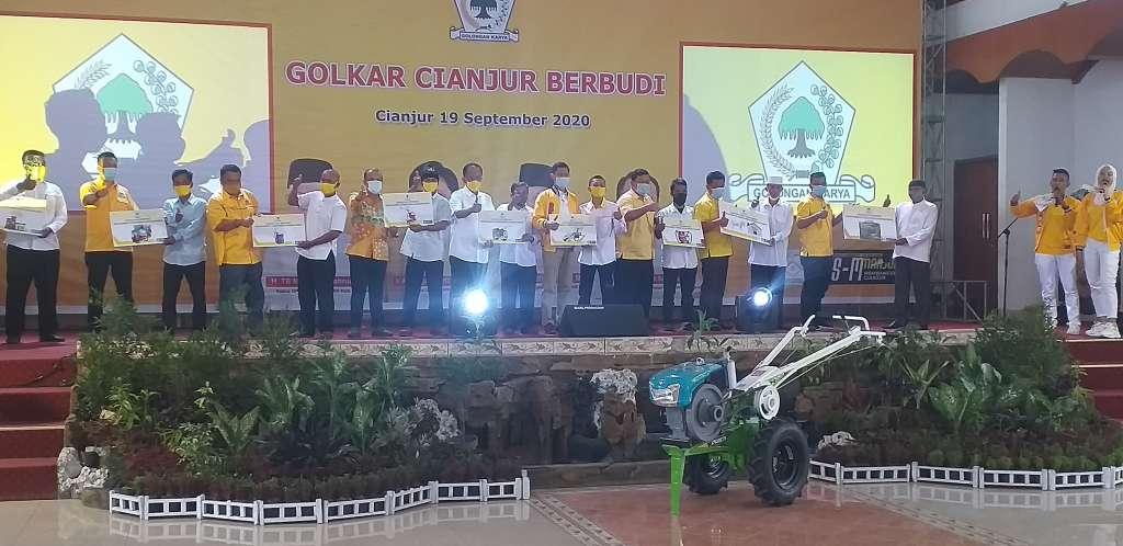Relawan Budhy Setiawan Deklarasikan Cianjur Berbudi, Siap Menangkan Pasangan BHS-M