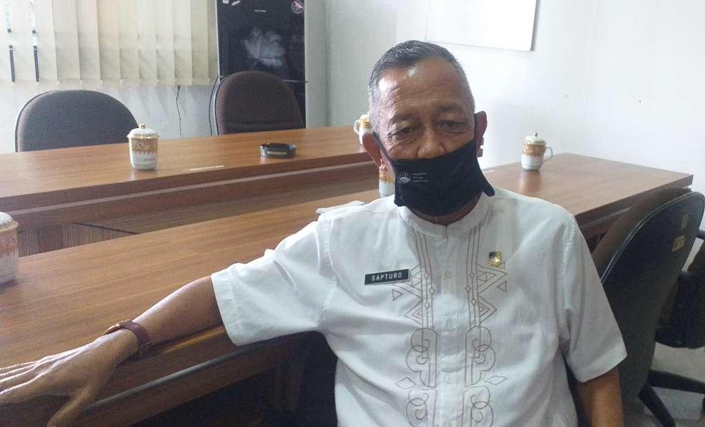 Politisi Senior Partai Golkar H. Sapturo : TKSK Jangan Jadi Corong Pengusaha