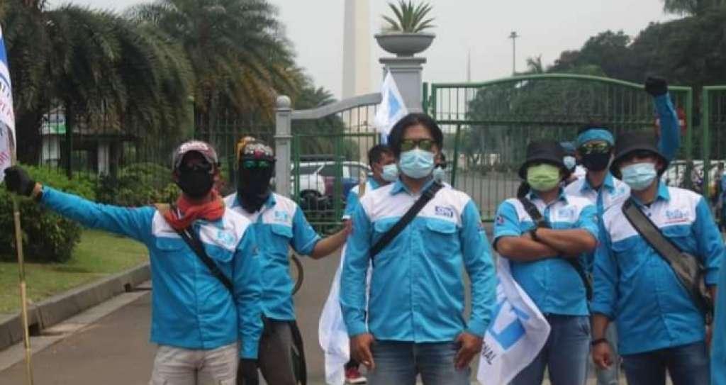 UMK Tidak Naik, Aliansi Buruh Cianjur Ancam Turun ke Jalan