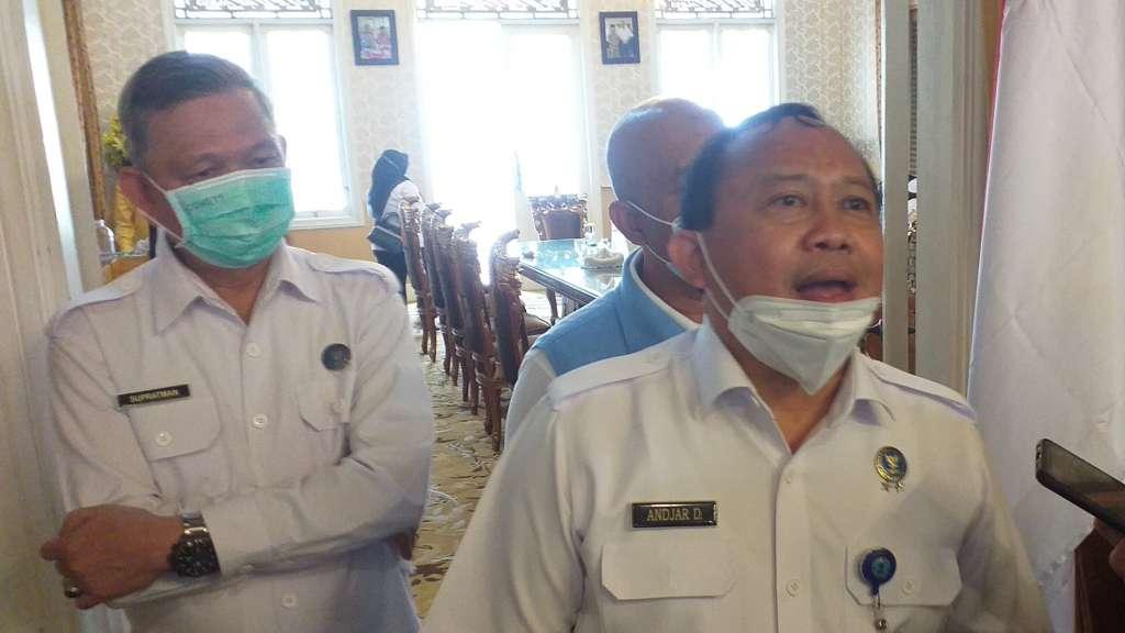 BNN RI Intip Program Desa Bersih Narkoba di Cianjur
