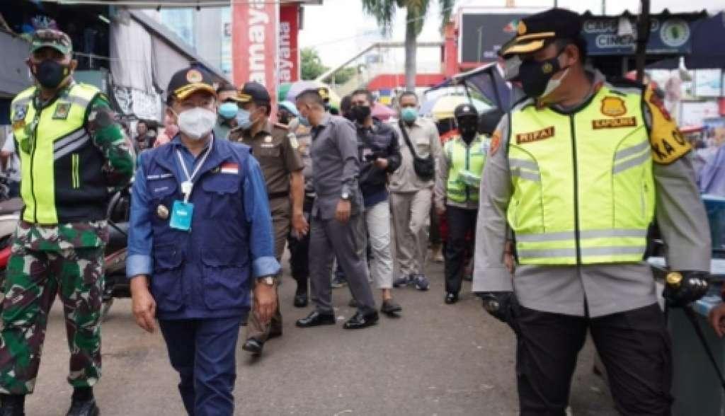 PPKM diberlakukan di Kabupaten Cianjur Mulai 11 – 25 Januari