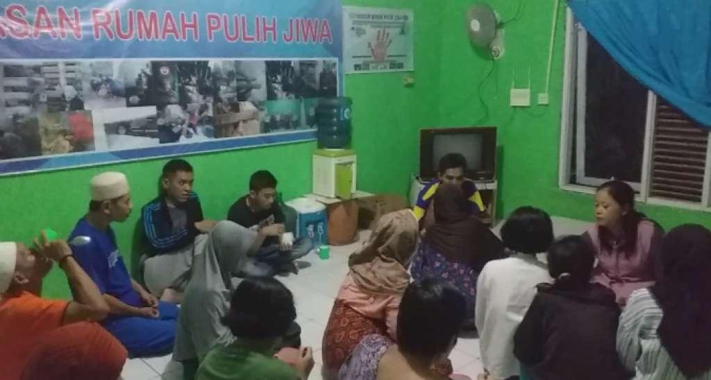60 Pasien ODGJ Dinyatakan Sembuh Yayasan Rumah Pulih Jiwa, 70 Orang Dalam Perawatan