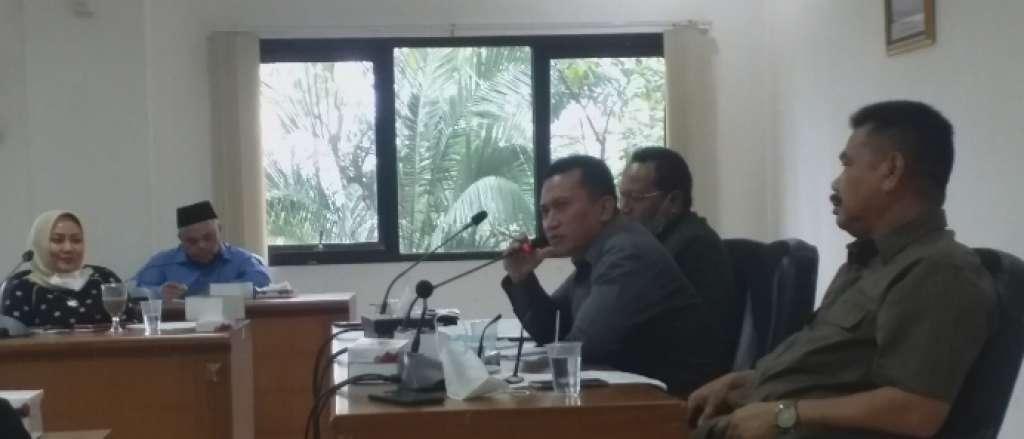 Sahli Saidi : Bubarkan Supplier BPNT dan E-warung, Kadinsos  E-Warung Tidak Punya SK