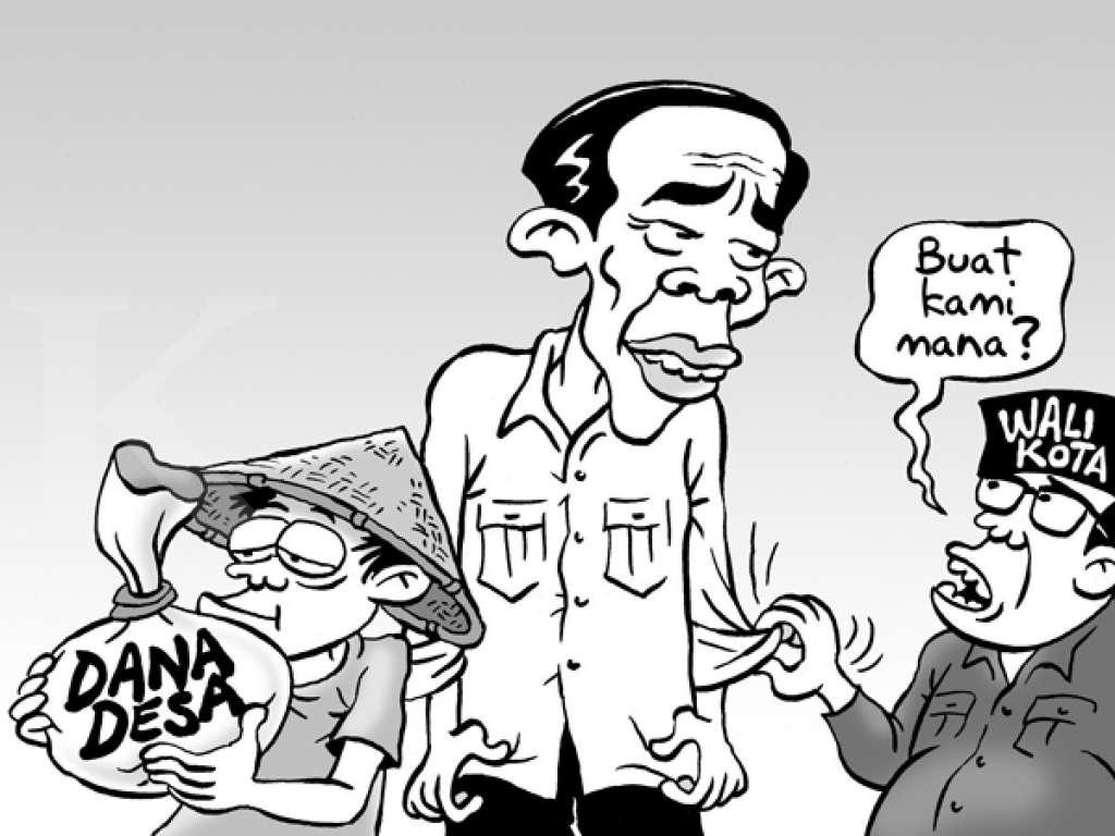 Dugaan Korupsi DD Bunisari, Masih Dalam Proses Riksus Inspektorat