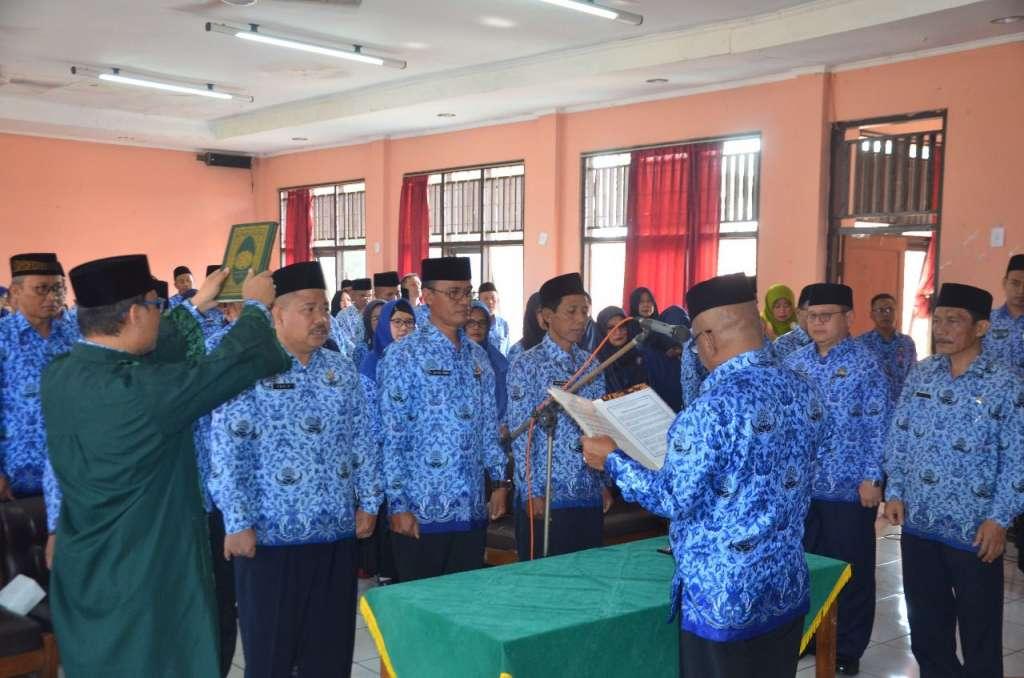 Kasi Penyelenggara Haji dan Umroh Kemenag Cianjur, Tavip Supriyadi