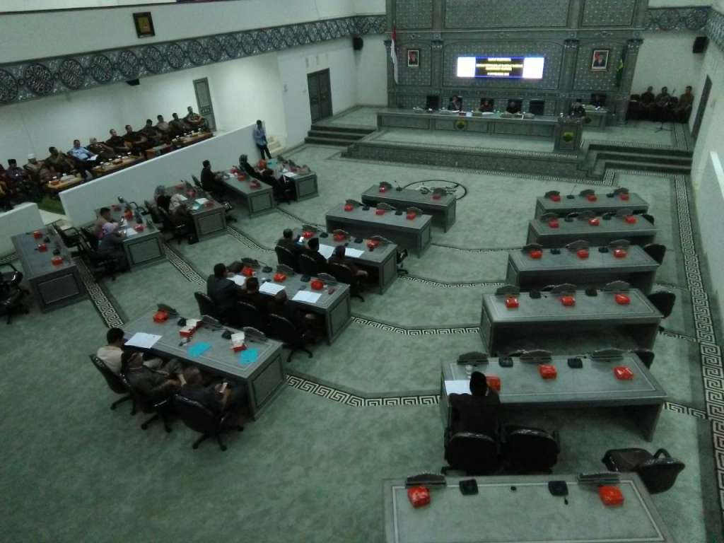 Kado Terakhir DPRD Periode 2014-2019 untuk Masyarakat Cianjur