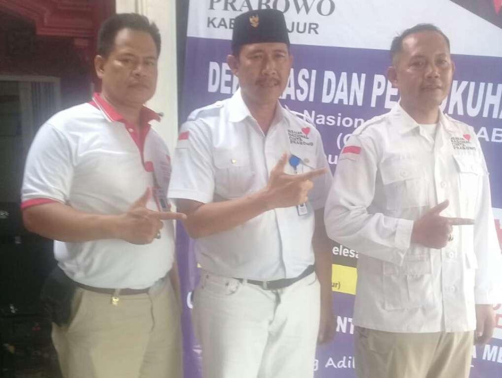 GNCP Mantapkan Dukungan Terhadap Capres & Cawapres Prabowo - Sandi