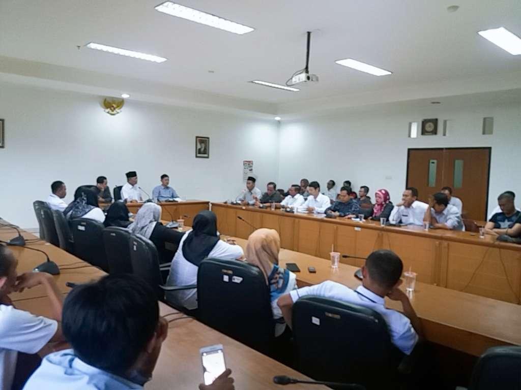 Pemkab Cianjur, Harus Berani Mengusulkan 2114 Honorer K2