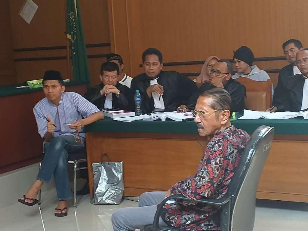Toyib Hadiri Sidang Paripurna, Plt. Bupati Tak Kunjung Datang Hingga Ibarat Saksi Korban Pemerkosaan
