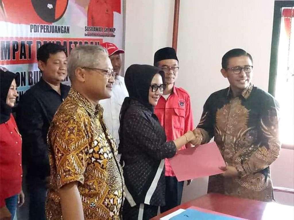 Tak Ingin Didahului DC Balon Bupati Cianjur Rangkul PDIP