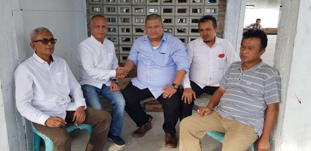 Tim Nawacita Presiden Menerima Aspirasi dan Wakaf Tanah untuk RS Rehabilitasi Narkoba Aceh
