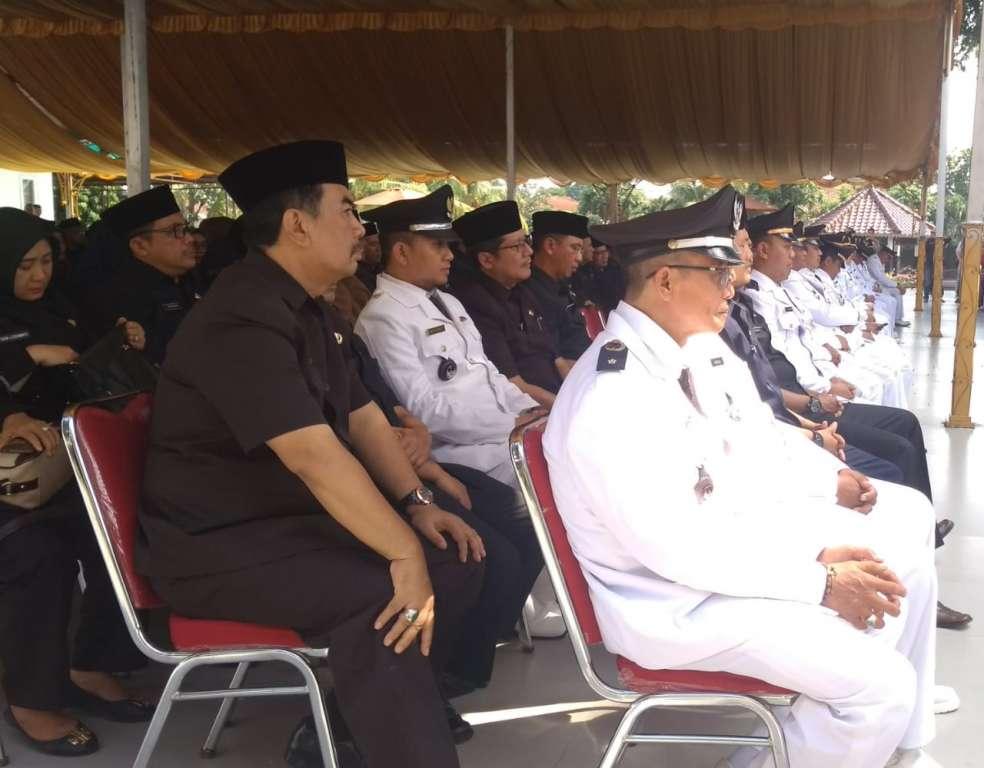 Fraksi Gerindra Kritisi Penempatan Kepala Diskoperindag