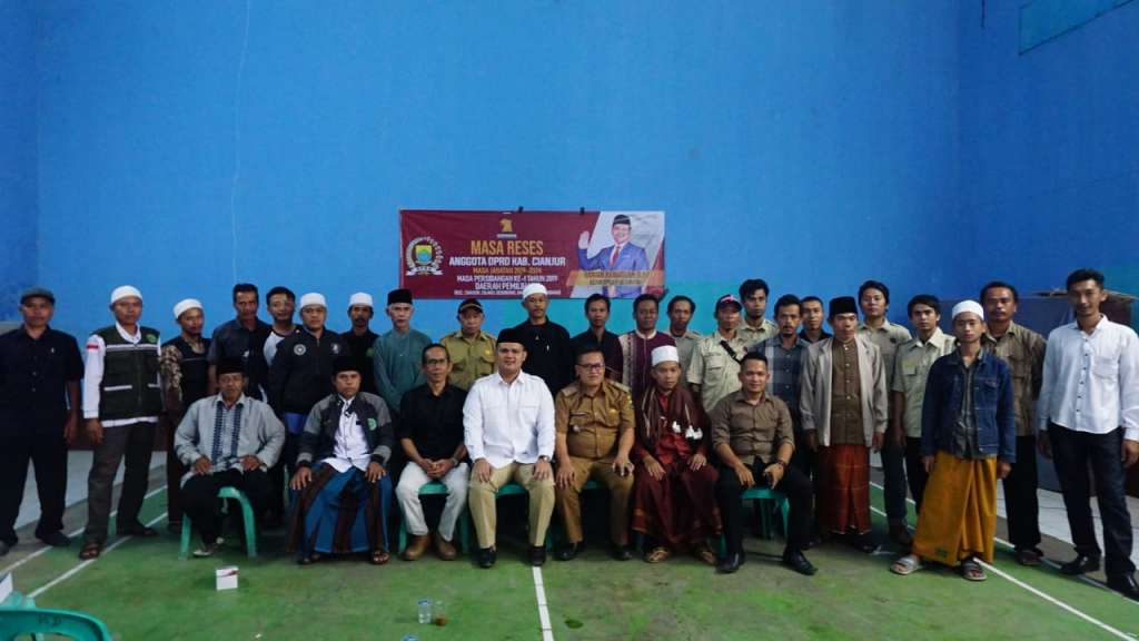 Reses Perdana di Desa Sukakerta, Ganjar Ramadhan Serap Tiga Aspirasi