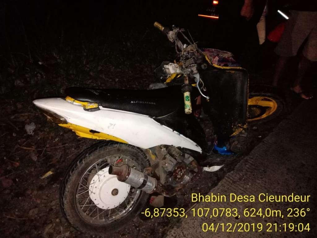 Terjadi Tabrakan Maut, Pegendara Sepeda Motor 2 Tewas