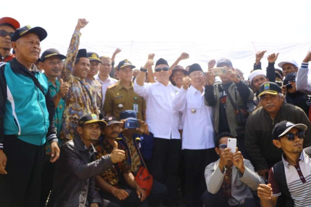 Forum RWRT Cianjur Dukung Gerakan Anti Korupsi dan Dorong Pemekaran Cianjur Selatan