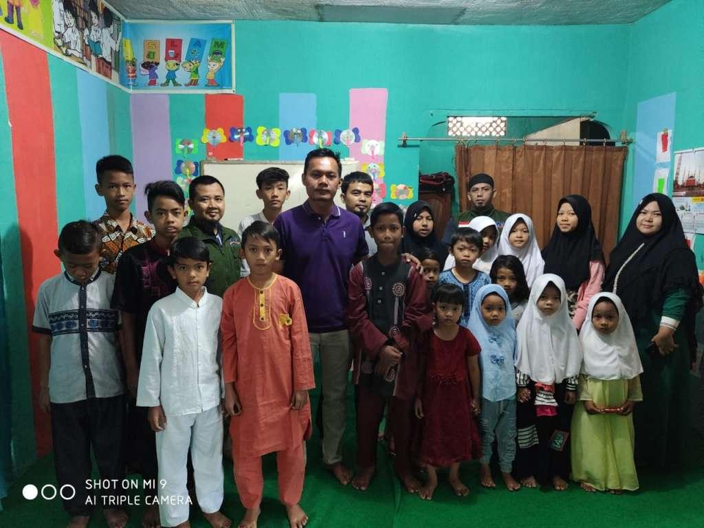 Asosiasi Penambang Pasir Cianjur, Beri bantuan Dhuafa dan Yatim Piatu.
