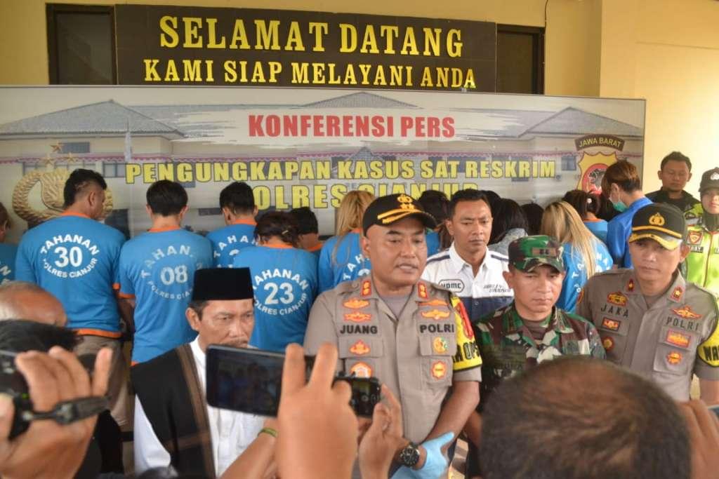 Empat Tsk TPPO Terancam Hukuman 15 Tahun Penjara