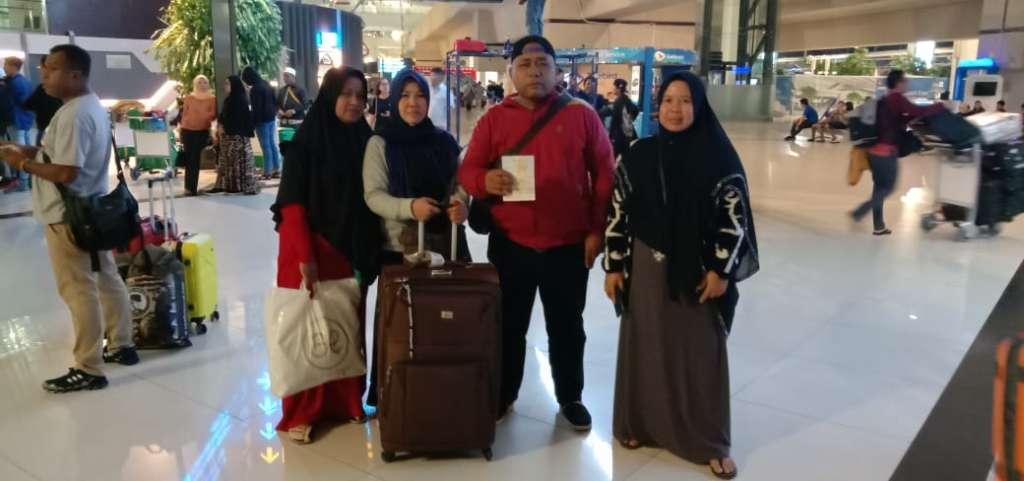 DPD Lsm FPMI Cianjur, Kembali Bantu Pulang PMI Bermasalah Sekaligus Tiga Orang