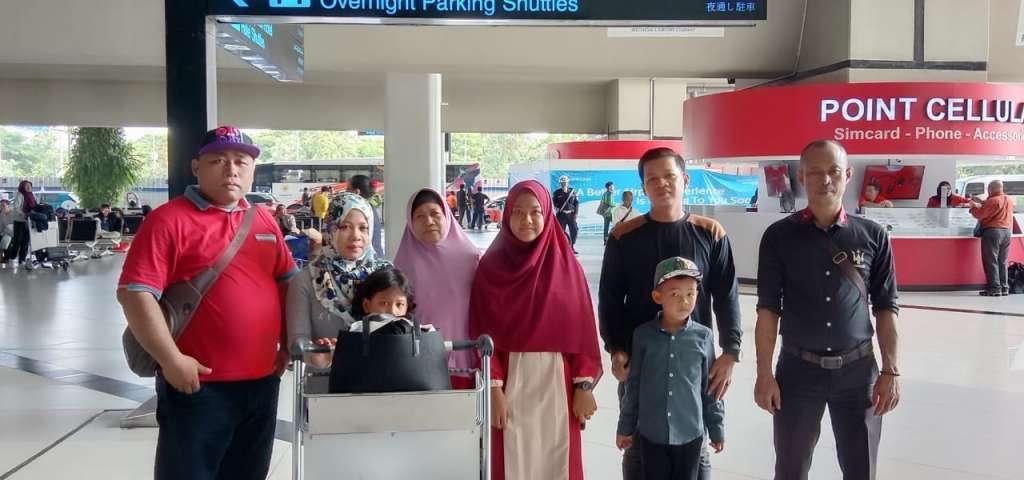 DPD Lsm FPMI Cianjur, Bantu Pulangkan PMI Asal Purwakarta