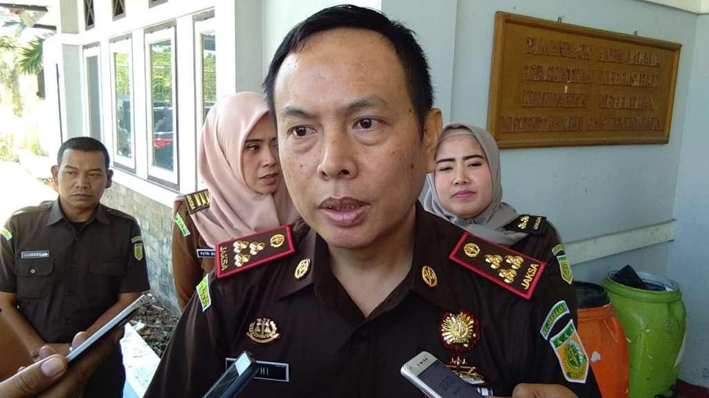 Kejari Cianjur Tetapkan Mantan Kades Munjul Tersangka Kasus Korupsi DD