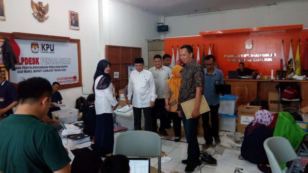 Posisinya Sebagai Ketua DPD NasDem Cianjur Diganti, Ini Reaksi TMS