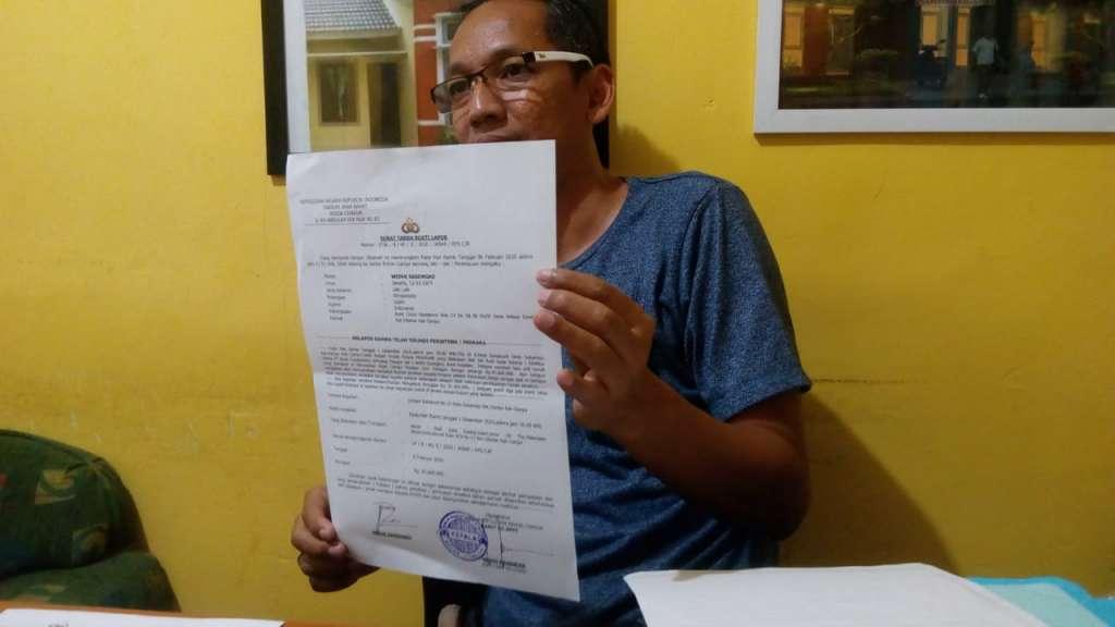 Pengembang Perumahan di Cianjur Dipolisikan