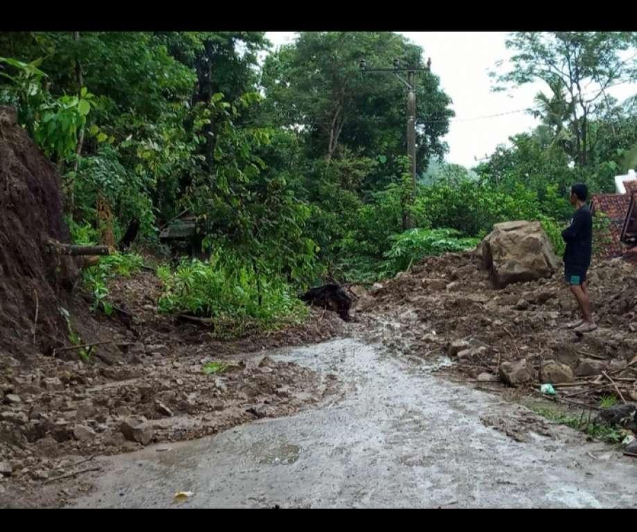 Waspada, Bencana Di Cianjur Selatan Belum Reda
