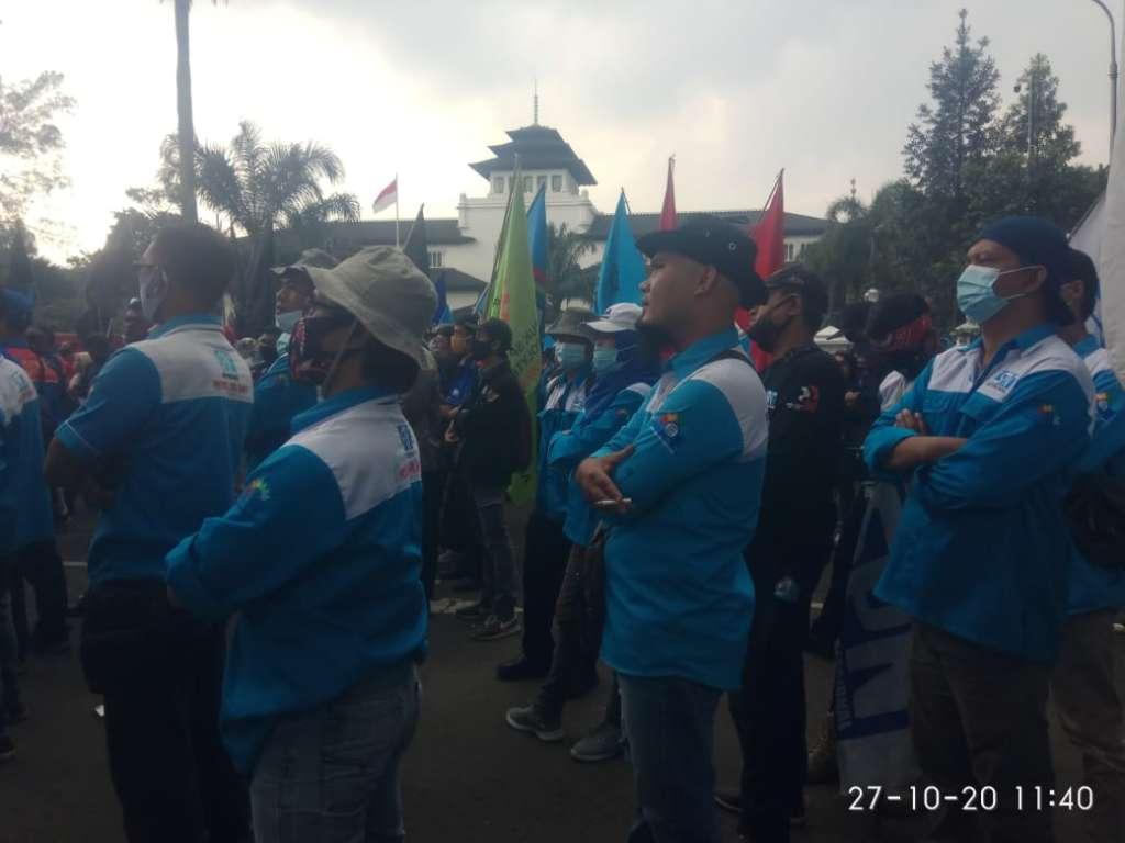 SPN : Perlawanan Kaum Buruh Terhadap UU Ciptaker, Belum Berakhir