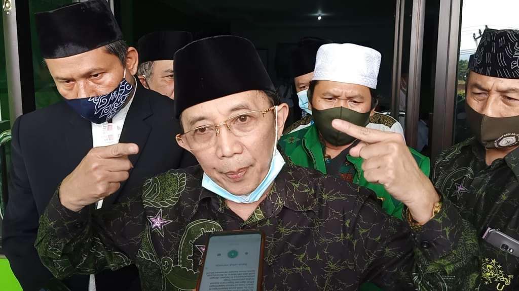Soal Kecurangan Pemilu yang Melibatkan Penyelenggara, Ini Pesan Ketua PCNU Cianjur