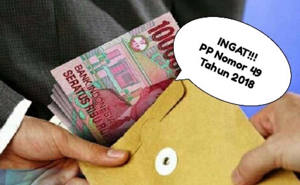 """Perekrutan Honorer Resmi Dilarang, Pembayar """"Pelicin"""" Minta Uang Kembali"""