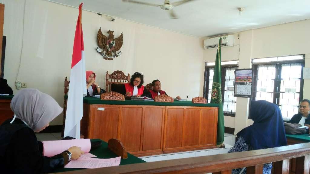 Caleg Nasdem Dituntut 6 Bulan Kurungan dan 1 Tahun Percobaan Serta Denda