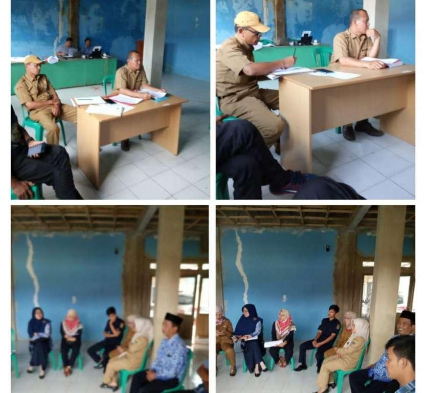 IRDA Periksa Desa Ciuendeur, Kok Kades Bunisari yang Hadir