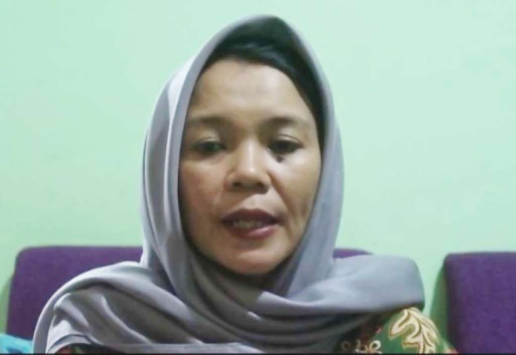 Waduh.... Istri Ketua KPU Cianjur Bikin Berita Hoaks,