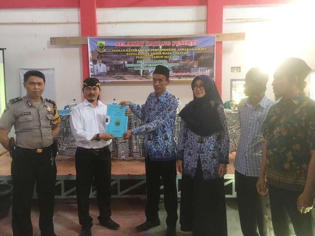 Desa Sukamulya Gelar Musdes dan LPPD