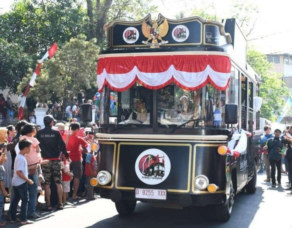 """Ada """"Penampakan"""" di Perayaan HJC, Tauco Namanya"""
