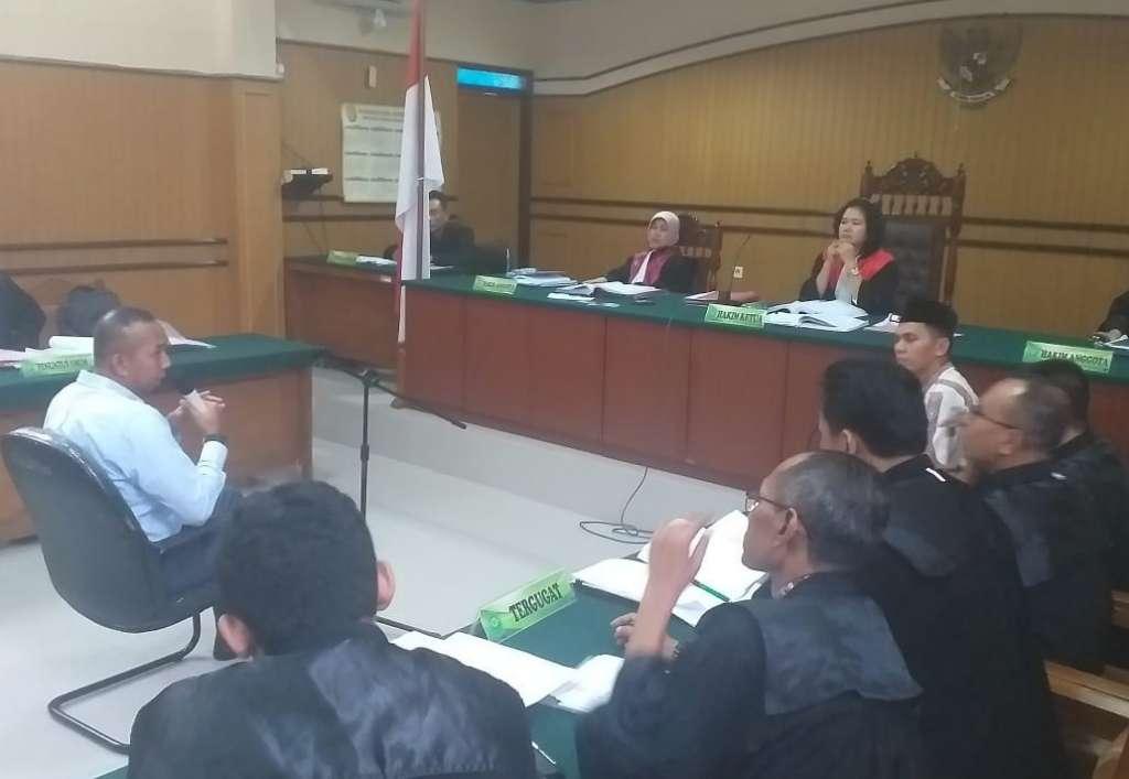 Sejarah Baru, KPK Duduk di Kursi Saksi PN Cianjur