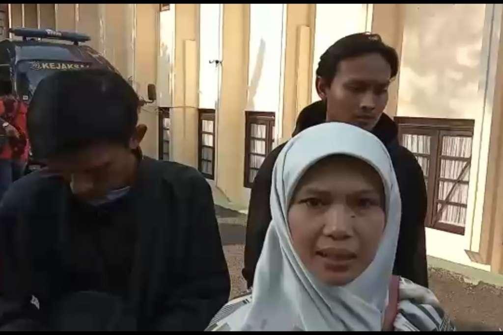 Istri Ridwan Mubarok Tagih Janji Plt. Bupati, Minta Segera Dibebaskan