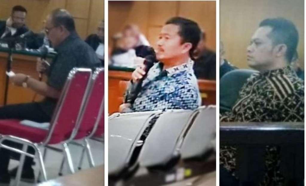 Ini Vonis Tiga Terdakwa Kasus Korupsi DAK Cianjur CS, RS dan TC